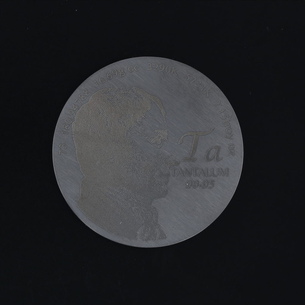 1 pcs 3N pure TANTALUM Ta Metal Sheet Ta metal plate Ta≥99.9/% 0.2﹡20﹡20 1.5g