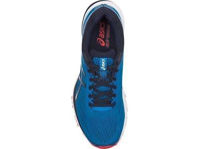 6f249d81d0 Asics 1011A042 400 GT 1000 7 Race Blue Peacoat Men's Running Shoes ...