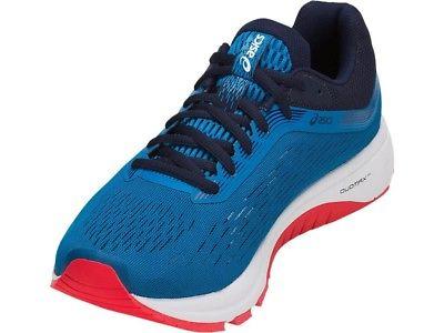 1e31008b19 Asics 1011A042 400 GT 1000 7 Race Blue Peacoat Men's Running Shoes ...