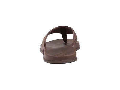 Olukai-10357-6363-Pikoi-Dark-Wood-Men-039-s-Sandals thumbnail 8