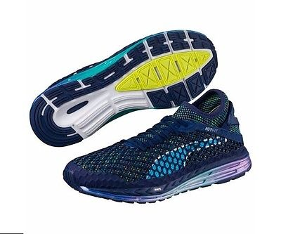 promo code aa147 0a819 Puma 189942-01 Speed Ignite Netfit Champs Blue Men s Running Shoes Shoes  Shoes 91fe8d