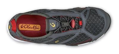 Olukai 20291 6C43  Eleu Trainer Trainer Trainer Dark Shadow Women's Slip On shoes fb4610