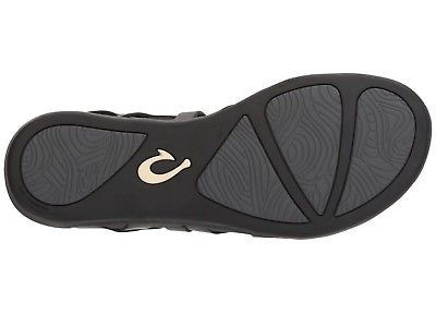 Olukai-20344-4040-AWE-AWE-Black-Black-Women-039-s-Sandals thumbnail 13