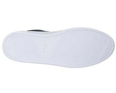 Lacoste-7-35CAM0055237-L-12-12-Black-Grey-Men-039-s-Casual-Sneaker-Shoes thumbnail 6