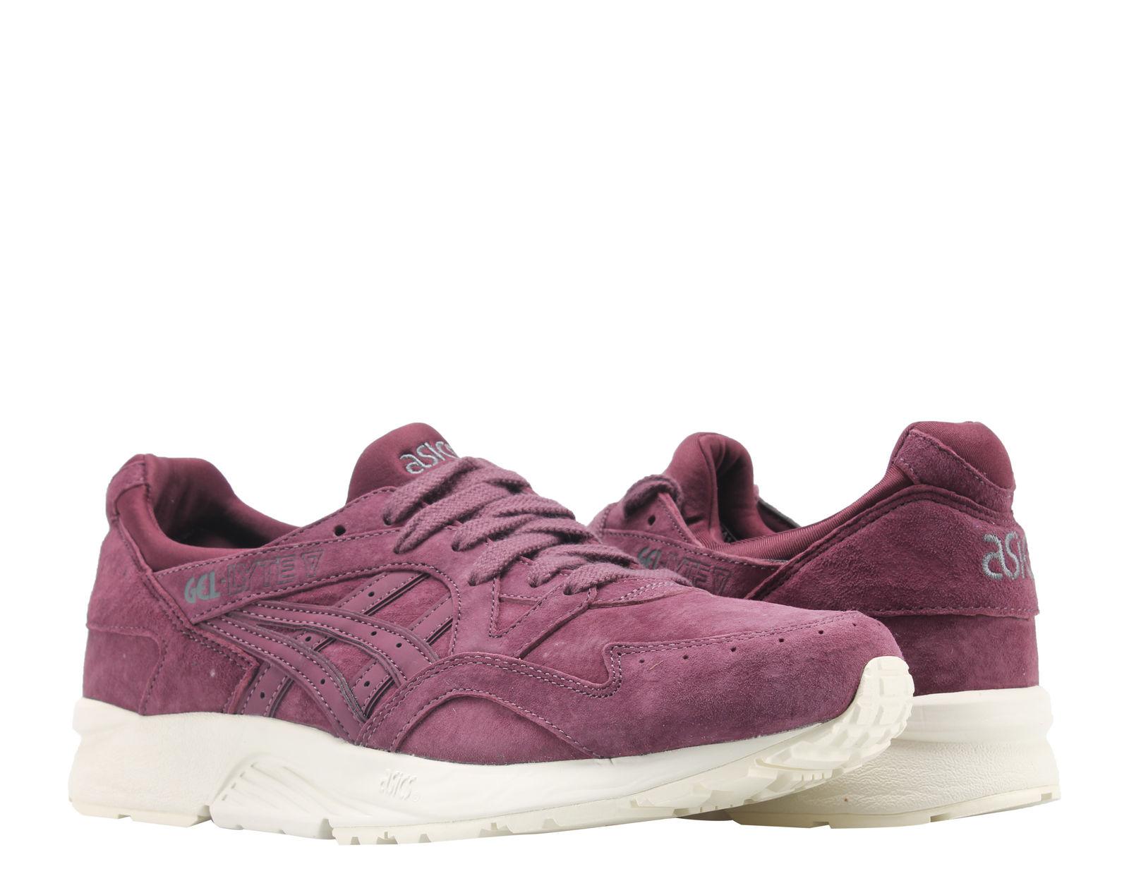 f5cbba2e6ee3 ASICS Hl7a1 3333 GEL Lyte V Eggplant Purple Men s Casual Shoes Size 6 US