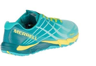 Merrell Bare Access Flex Aruba J09648 zapatos azul para mujer zapatos J09648 para correr 447eb6
