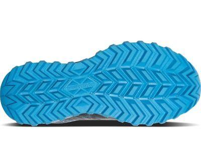 Saucony S10387 2 Xodus ISO ISO ISO 2 Grey bluee Women's Running shoes 1adb4a