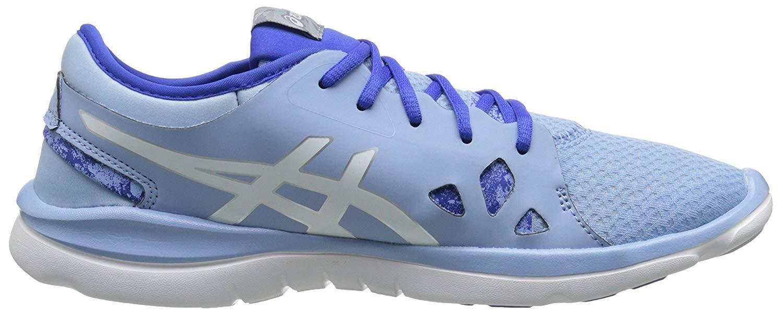 9b07316ef2d8 ASICS S650n-4501 GEL Fit Nova 2 Blue Women s Training Shoes Size 6 ...