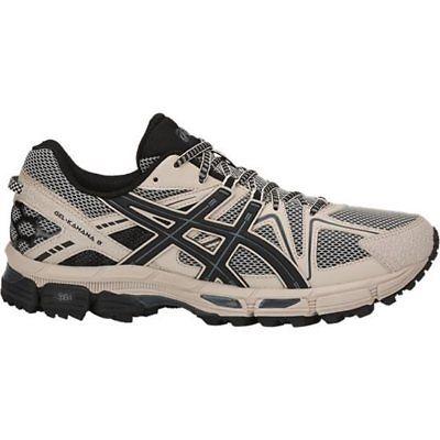 Asics-T6L0N-1290-GEL-Kahana-8-Grey-Black-Men-039-s-Running-Shoes