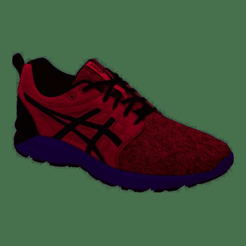 Asics T7J3N 2590 Torrance Wine Black Carbon Men's Running shoes