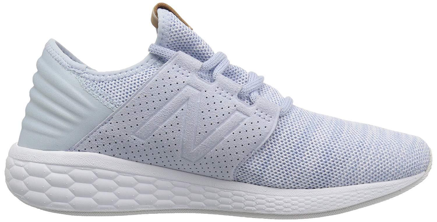 Details about New Balance WCRUZKI2 Cruz V2 Fresh Foam Ice Blue White Women's Running Shoes