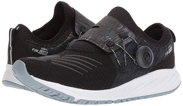 New Balance WS0NIBS Sonic V1 Black Silver Women's Running shoes shoes shoes 9bea49