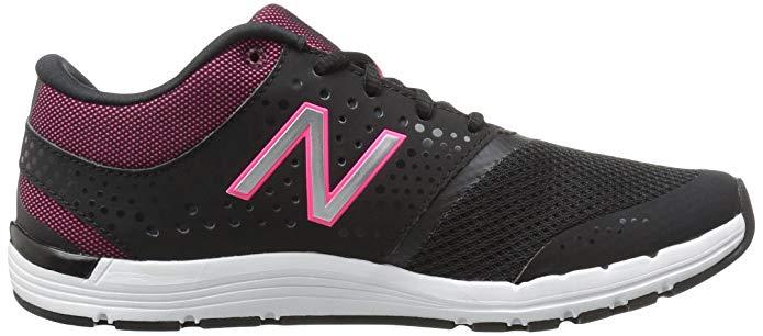 new balance mujer negro rosa