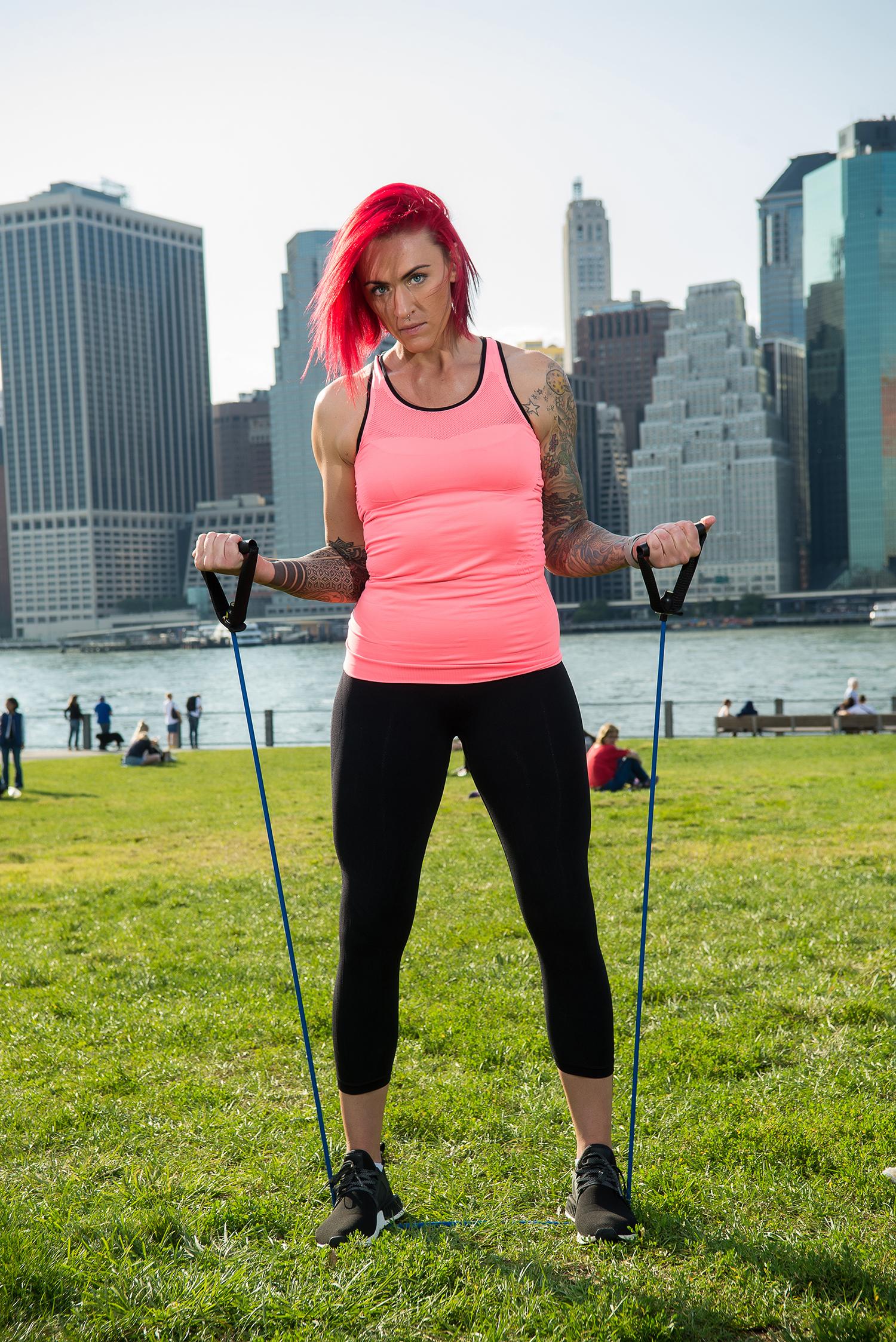 Bellissima-Women-039-s-Activewear-Tank-Top-Yoga-Running-Workout-Seamless-Sport-Tops thumbnail 11