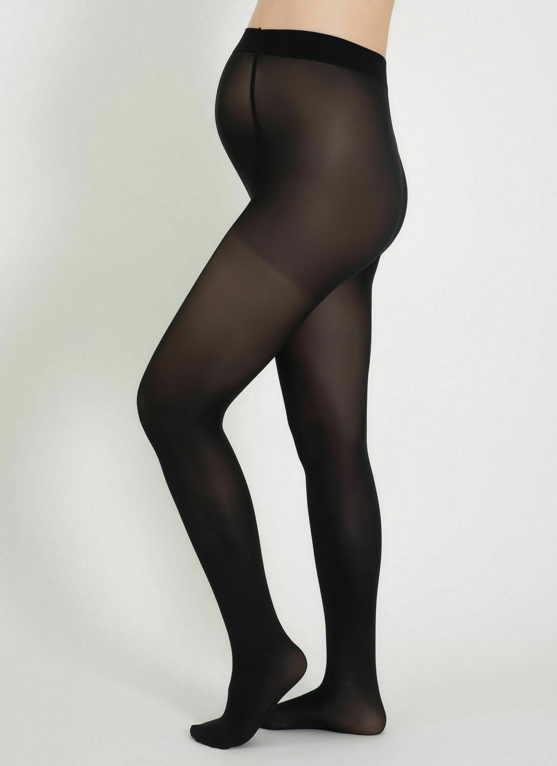 Bellissima-Women-039-s-Maternity-Tights-Black-50-den-Pregnancy-Hosiery thumbnail 8