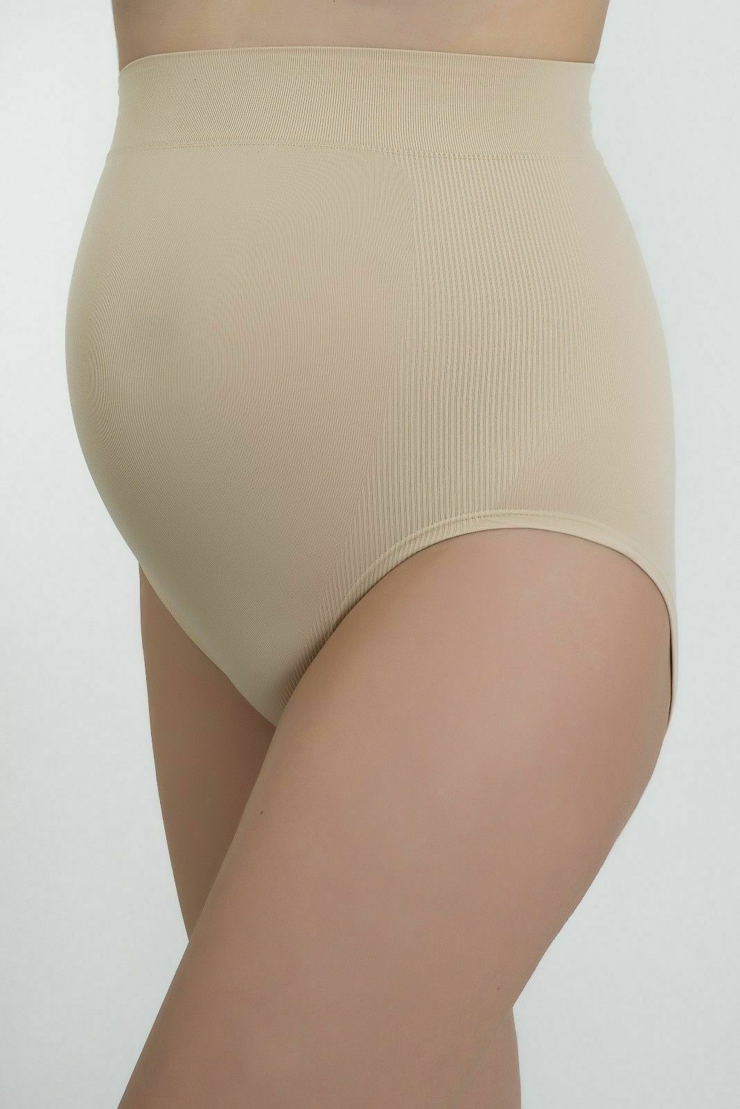Bellissima-Women-039-s-Maternity-Over-Bump-Briefs-Light-Support-Pregnancy-Panty thumbnail 32