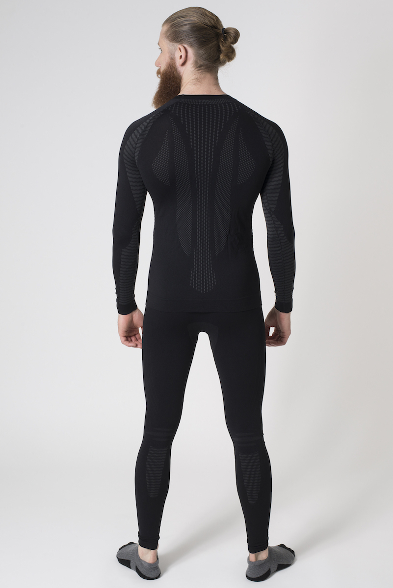 Issimo-Men-039-s-Athletic-Compression-Long-Sleeve-Shirt-Moisture-Wicking-Top thumbnail 9