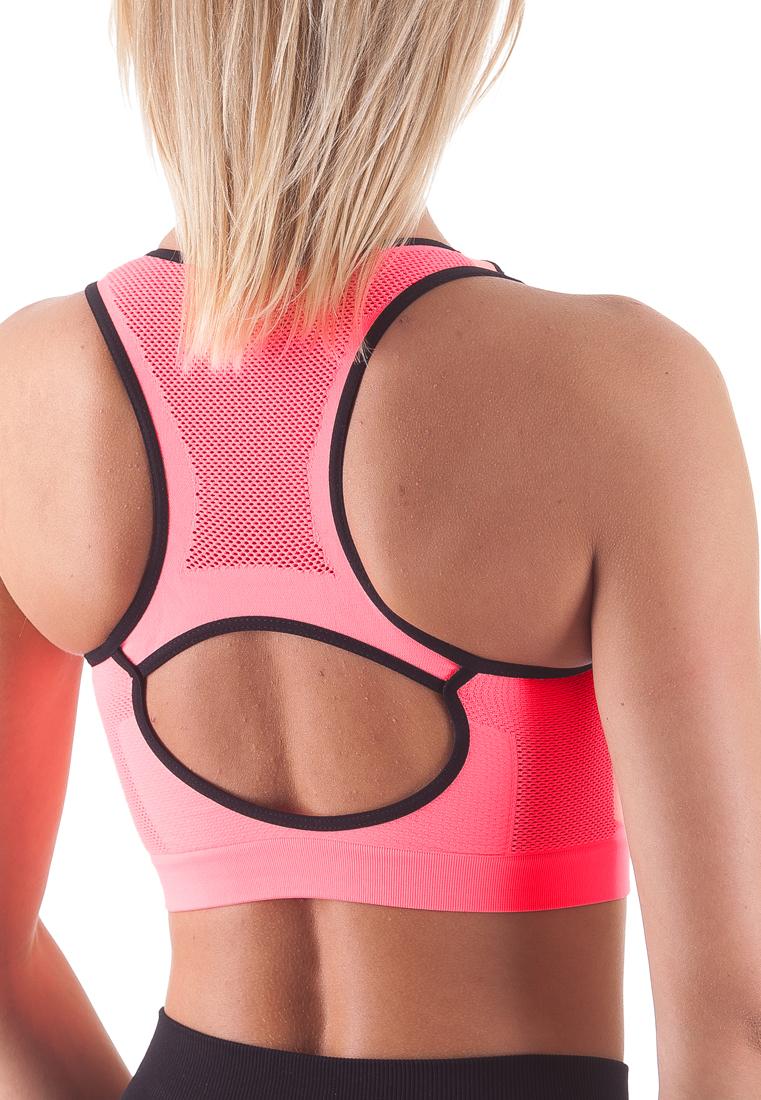Bellissima-Women-039-s-Sport-Bra-Running-Yoga-Workout-Fitness-Racerback-Seamless thumbnail 50