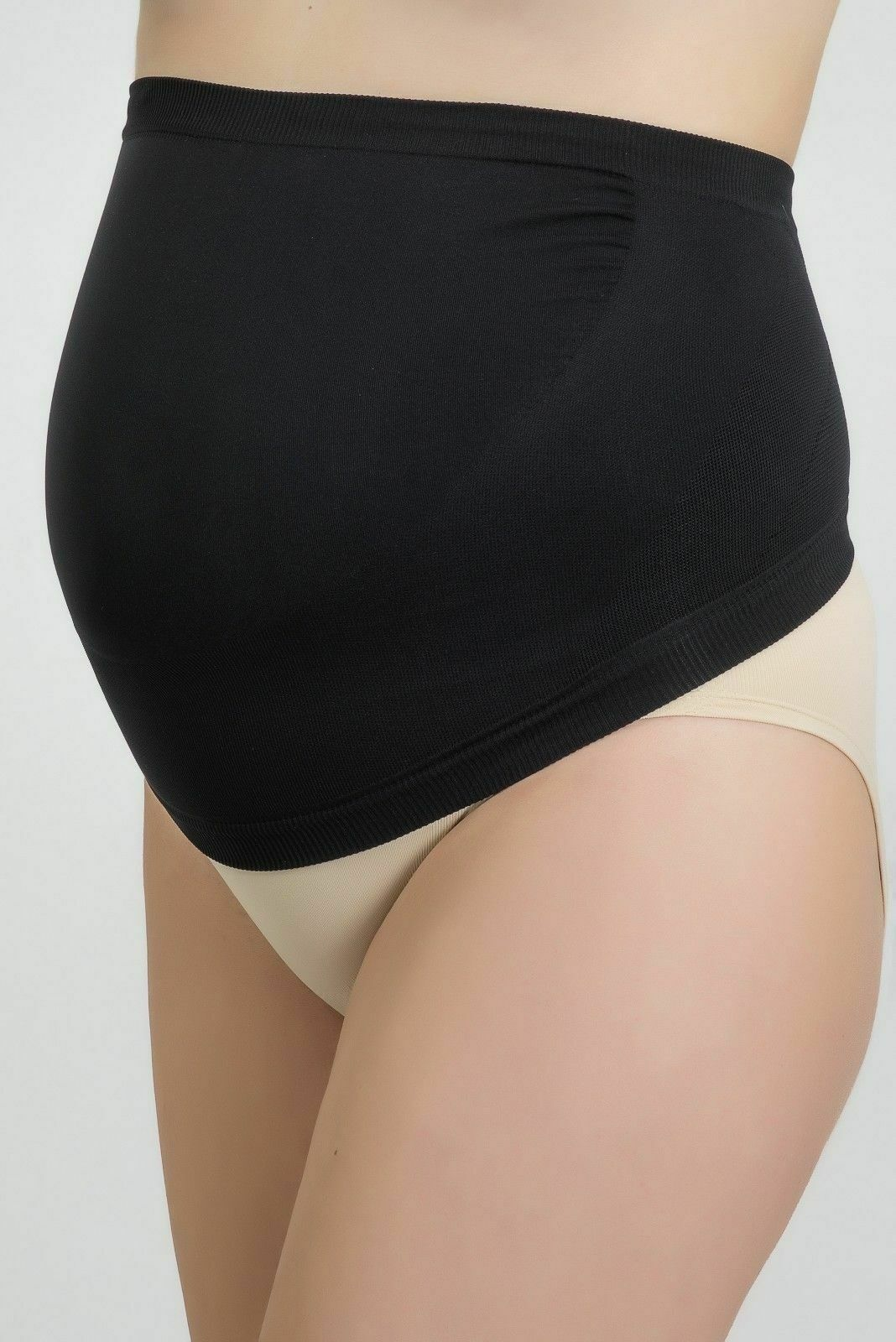 Bellissima-Women-039-s-Maternity-Belly-Band-Pregnancy-Seamless-Stretch-Light-Support thumbnail 44