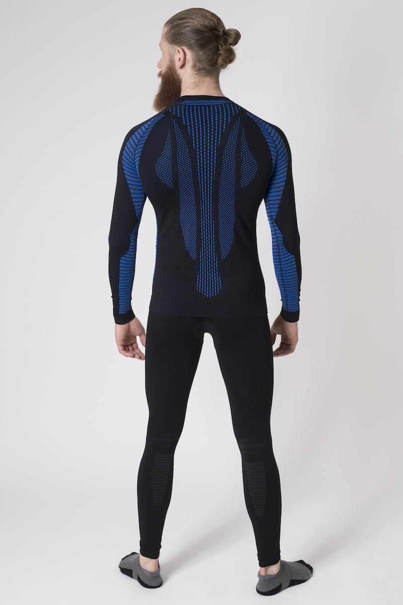Issimo-Men-039-s-Athletic-Compression-Long-Sleeve-Shirt-Moisture-Wicking-Top thumbnail 19
