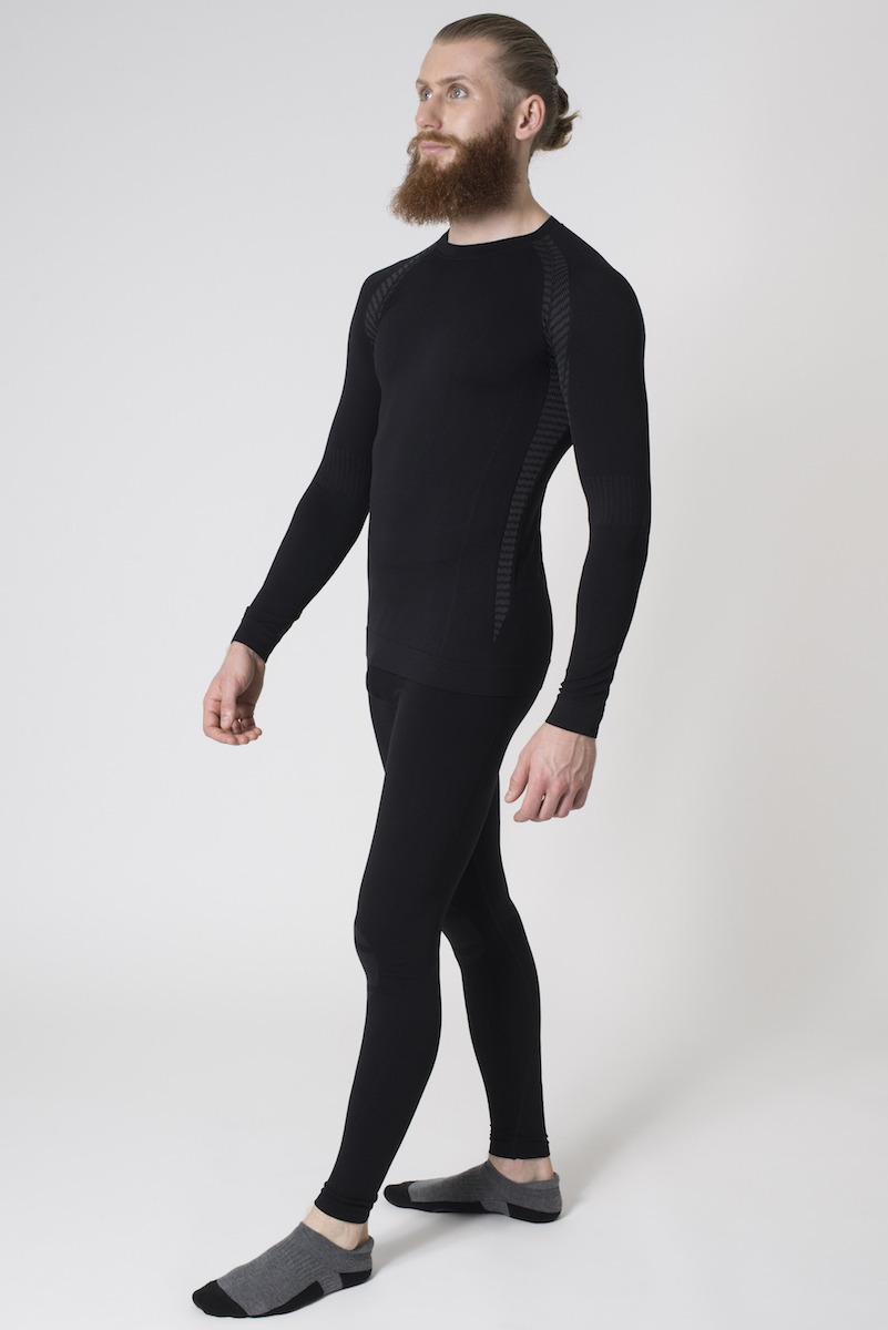 Issimo-Men-039-s-Athletic-Compression-Long-Sleeve-Shirt-Moisture-Wicking-Top thumbnail 13