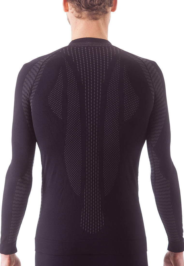 Issimo-Men-039-s-Athletic-Compression-Long-Sleeve-Shirt-Moisture-Wicking-Top thumbnail 11