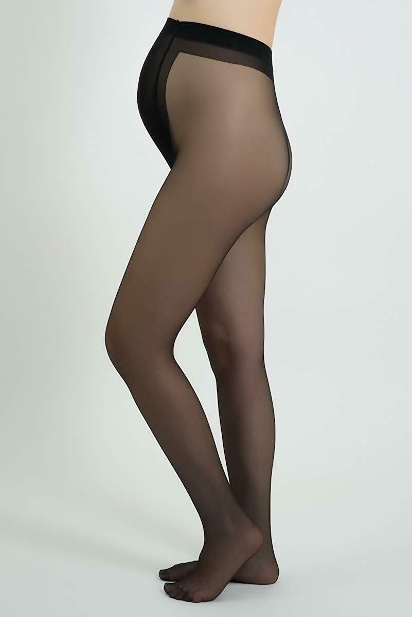 Bellissima-Women-039-s-Maternity-Tights-20-den-Pregnancy-Pantyhose thumbnail 13