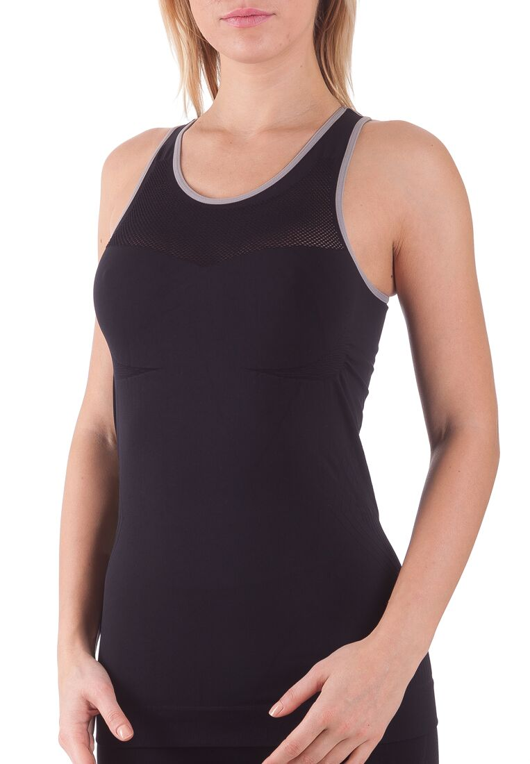 Bellissima-Women-039-s-Activewear-Tank-Top-Yoga-Running-Workout-Seamless-Sport-Tops thumbnail 38