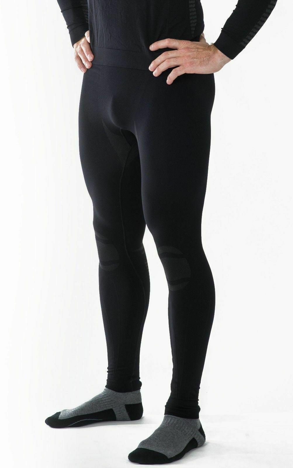 Issimo-Men-039-s-Sports-Stretchy-Leggings-Moisture-Wicking-Training-Pants thumbnail 12