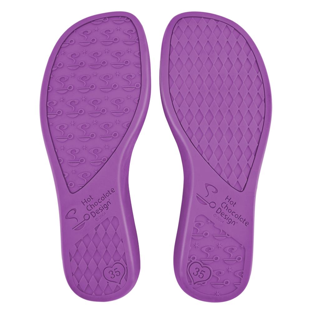 Hot Hot Hot Chocolate Design Women's Mary Jane Flat shoes Chocolaticas Nova & Orion ca80d4