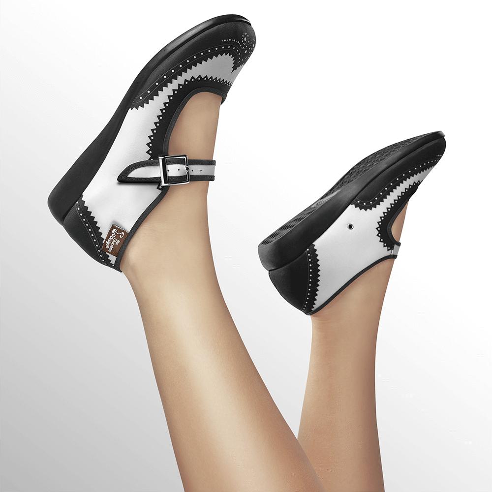 Hot-Chocolate-Design-Women-039-s-Mary-Jane-Flat-Shoes-Chocolaticas-Habana thumbnail 10
