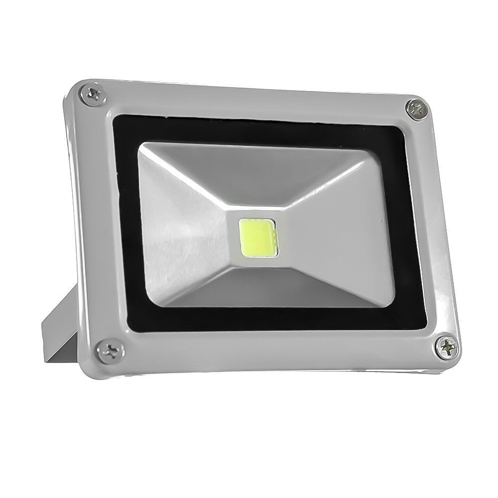 120v Led Landscape Lights: 4x 10W 120V LED Flood Light Spotlights Cool White Outdoor