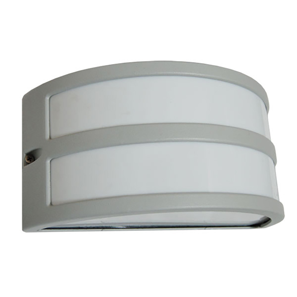 Details About Tp Lighting One Light Outdoor White Exterior Wall Mount Lamp Fixture