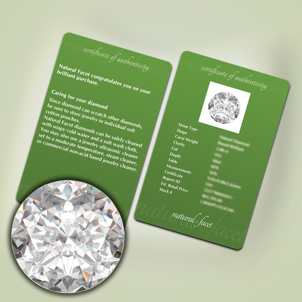 0-73ct-G-VS2-Ideal-Round-AGI-Certified-Diamond-Yellow-Gold-Crown-Head-Ring-2-9mm thumbnail 6
