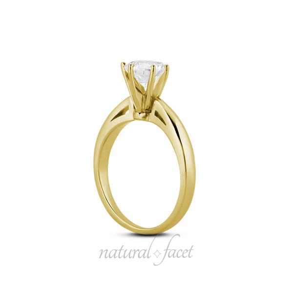 0-81-CT-J-VS2-Ideal-Round-AGI-Certify-Diamond-Yellow-Gold-Cathedral-Ring-4-4mm