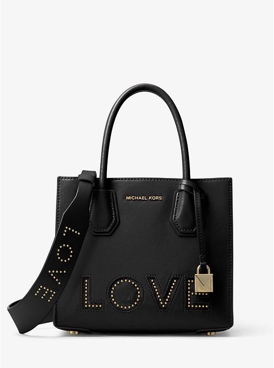 787fac4b912684 Michael Kors Studded Leather Handbag Straps | Stanford Center for ...
