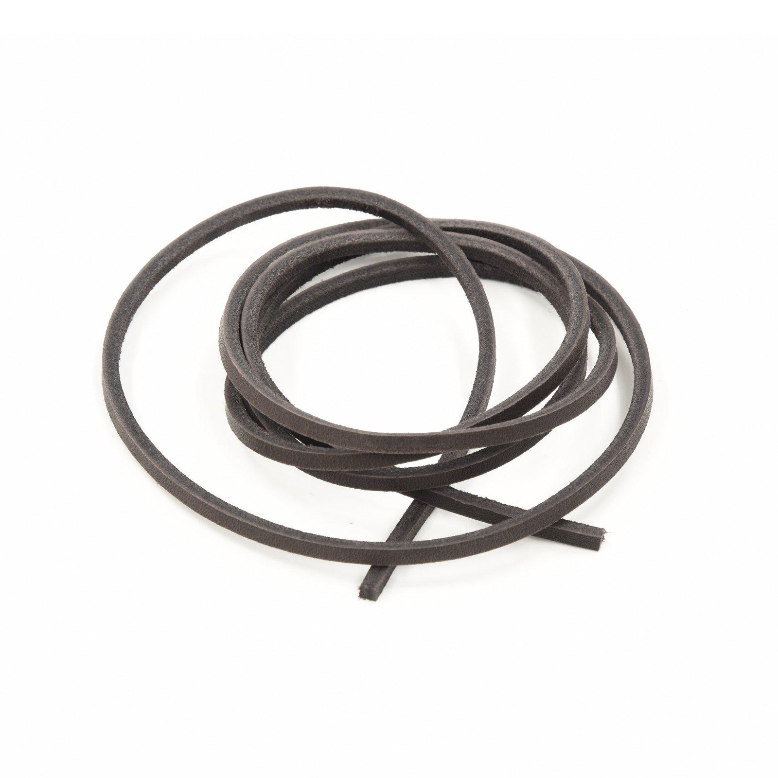 "Deerskin Leather Lacing Cord Jewelry Necklace 1//8/"" x 36/"" /& 1//4/"" x 72 bundles DIY"