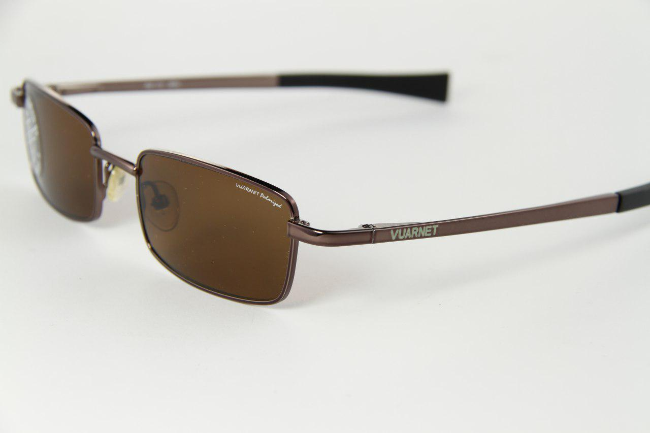 Vintage VUARNET 172 Metal Polycarbonate Lens Sunglasses