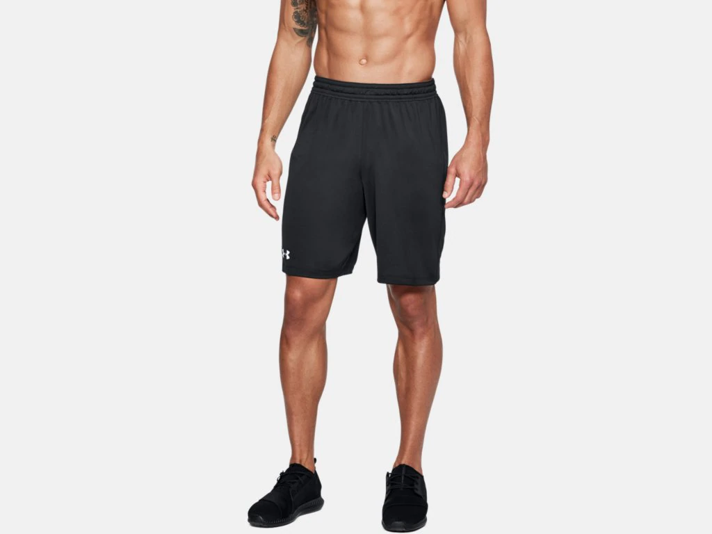 Under-Armour-UA-Men-039-s-Raid-10-034-Shorts-2-0-Workout-NEW-FREE-SHIPPING-1305792 thumbnail 3
