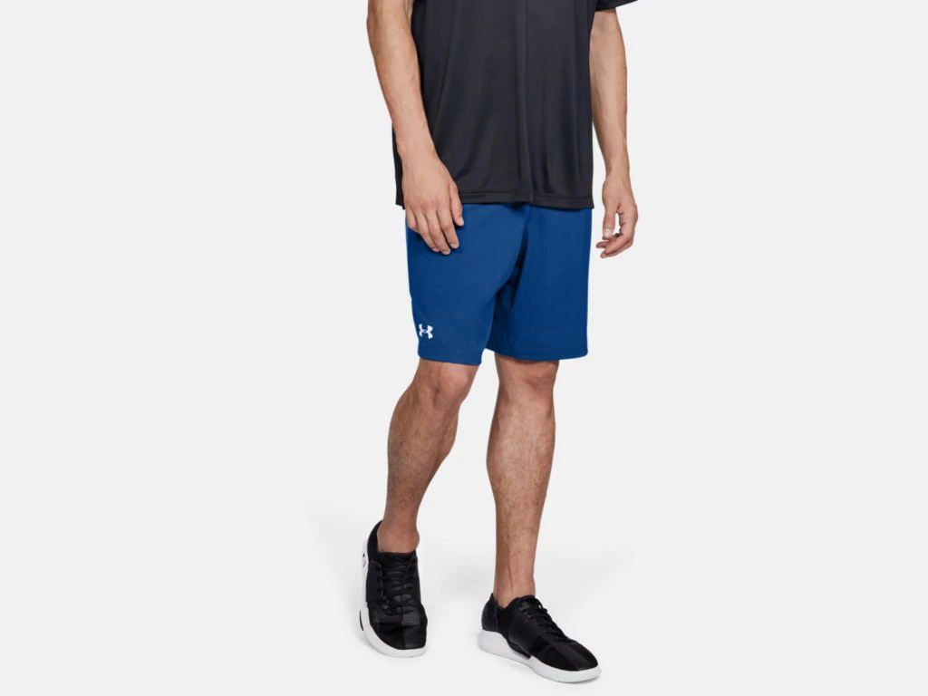 Under-Armour-UA-Men-039-s-Raid-10-034-Shorts-2-0-Workout-NEW-FREE-SHIPPING-1305792 thumbnail 7