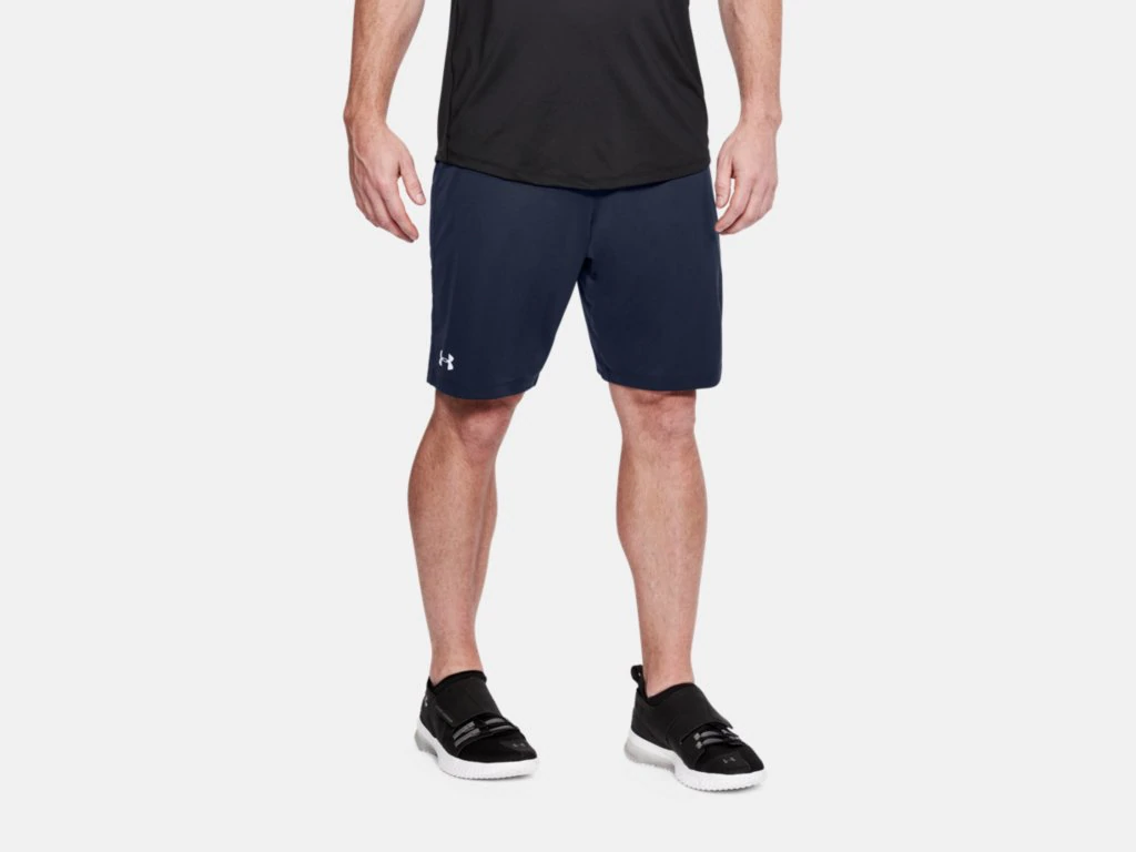 Under-Armour-UA-Men-039-s-Raid-10-034-Shorts-2-0-Workout-NEW-FREE-SHIPPING-1305792 thumbnail 5