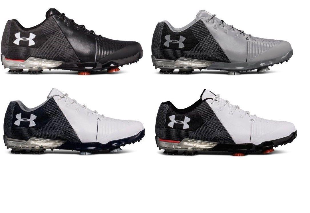 5fd3f0adbe5 Under Armour UA Jordan Spieth 2 Golf Shoes - NEW - FREE SHIPPING - 3000165