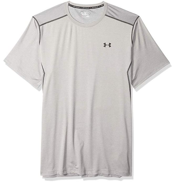 Under-Armour-Men-039-s-Raid-Short-Sleeve-T-Shirt thumbnail 4