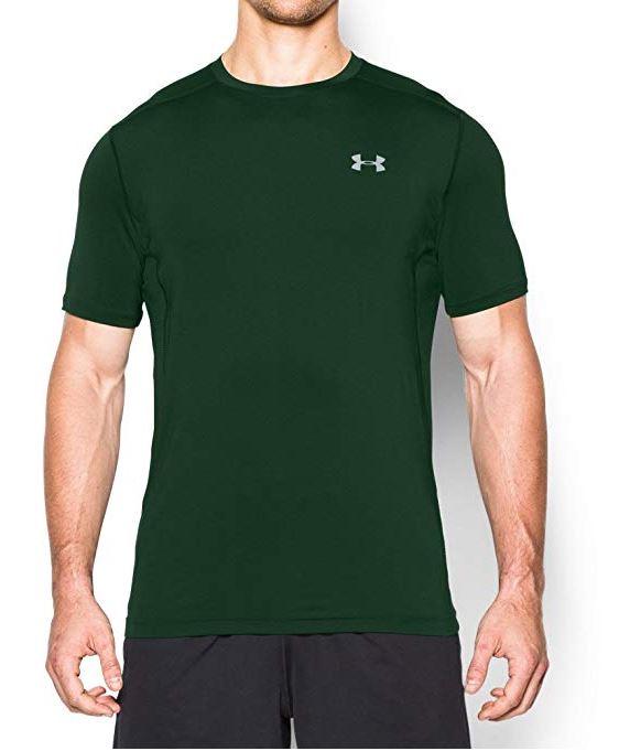 Under-Armour-Men-039-s-Raid-Short-Sleeve-T-Shirt thumbnail 12