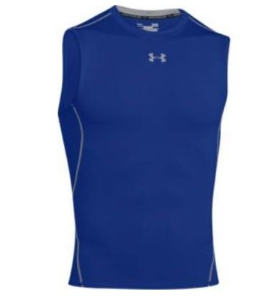 Under-Armour-Men-039-s-UA-CoolSwitch-Sleeveless-Compression-Shirt thumbnail 14