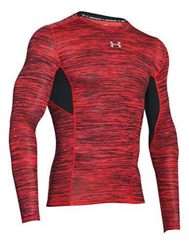 Under-Armour-Men-039-s-CoolSwitch-Long-Sleeve-Compression-Shirt thumbnail 11