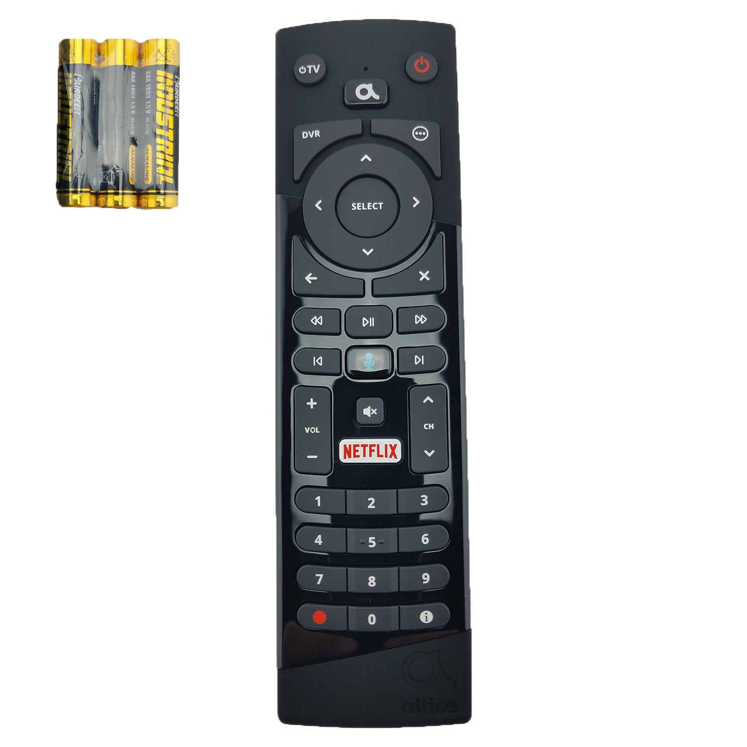LATEST ALTICE OPTIMUM CABLEVISION BLUETOOTH REMOTE CONTROL