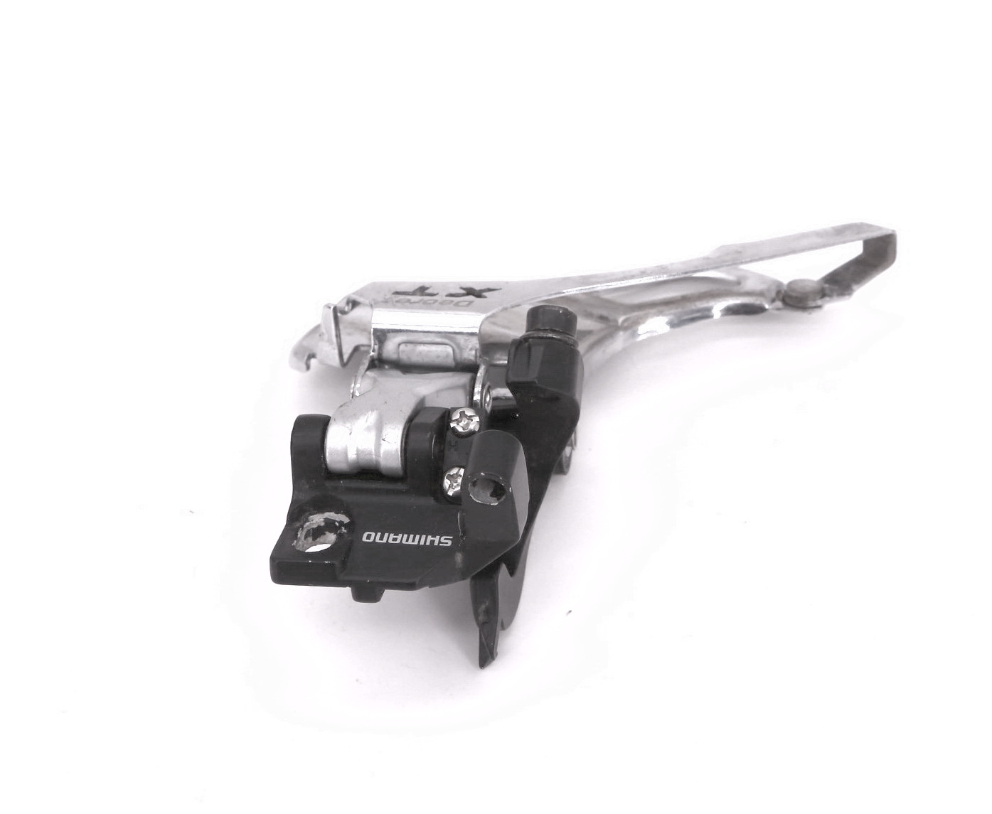 Shimano Deore XT FD-M781-D 3 x 10-Speed Dual Pull Direct Mount Front Derailleur