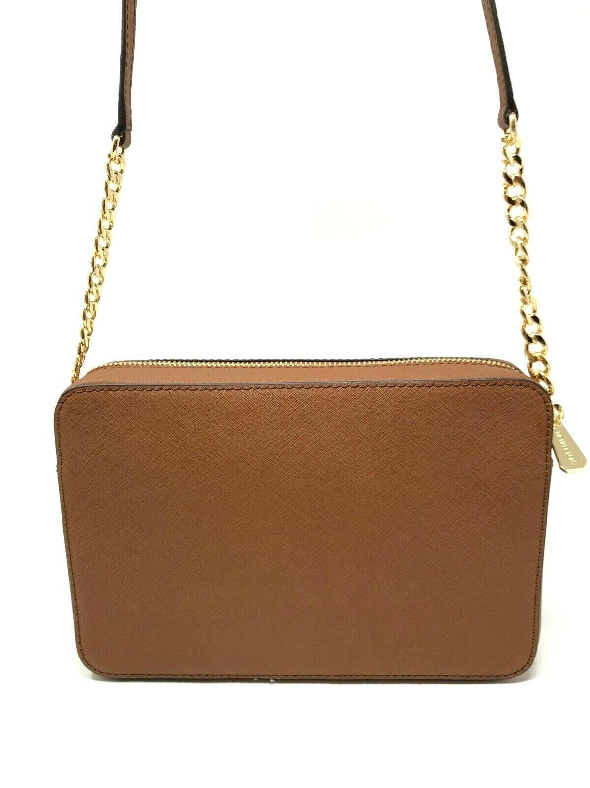 thumbnail 11 - Michael Kors Jet Set Item Large East West Crossbody Chain Handbag Clutch $298