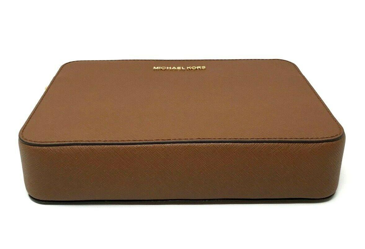 thumbnail 12 - Michael Kors Jet Set Item Large East West Crossbody Chain Handbag Clutch $298